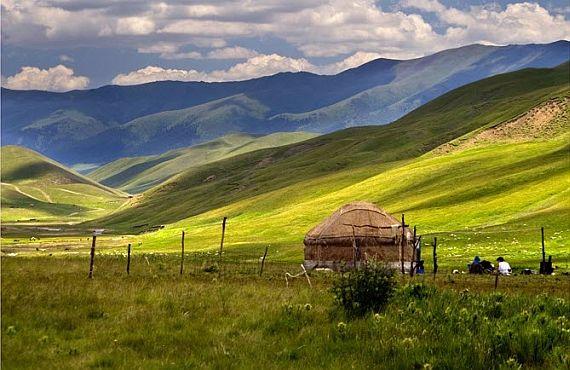 Прекрасный Казахстан
