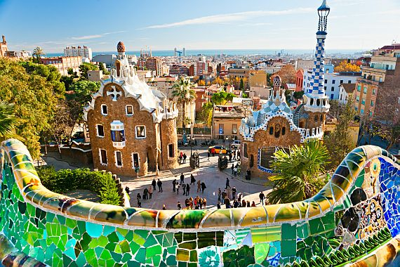 Путешествие по Испании: города