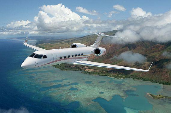 Путешествие с помощью аренды самолета