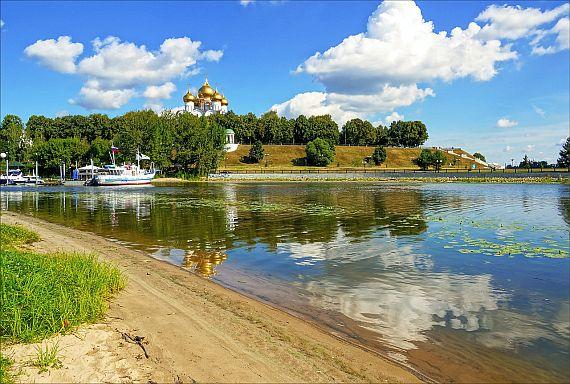 Путешествие в Ярославль