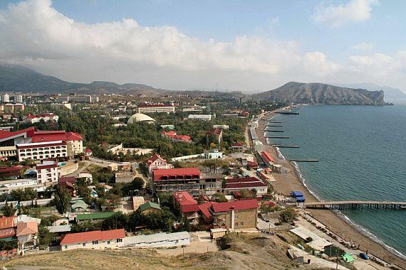 Россия: отдых в Крыму
