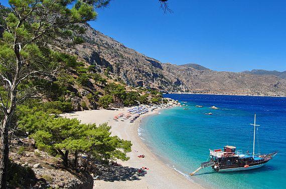 Солнечная греция: отдых и туризм