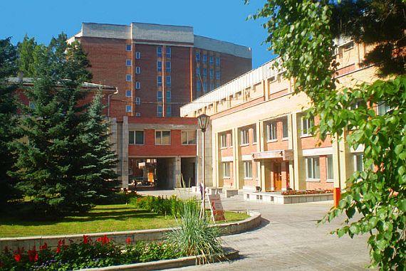 Сосновка курорт отель в Новосибирске