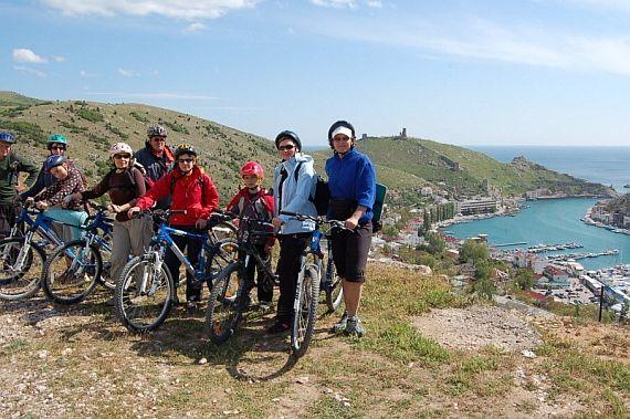 Велотуры по Крыму