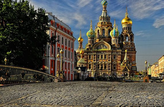 Выходные в Санкт Петербурге