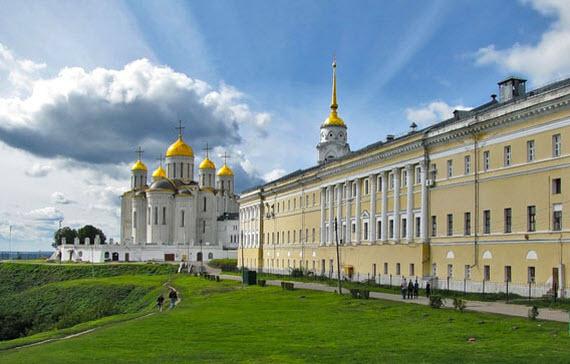 Золотое кольцо России: город Владимир