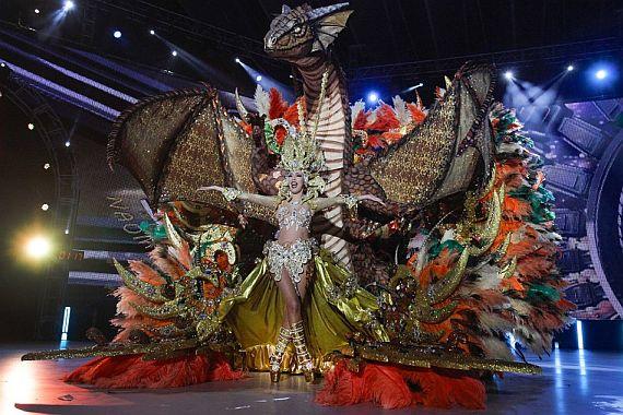 Cанта Круз де Тенерифе карнавал