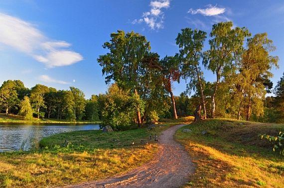 Финляндия осенью