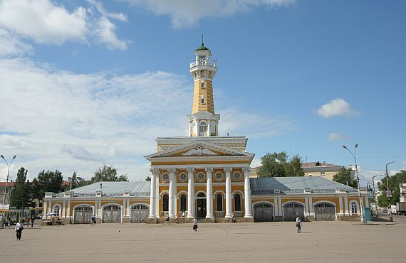 Город Кострома Россия