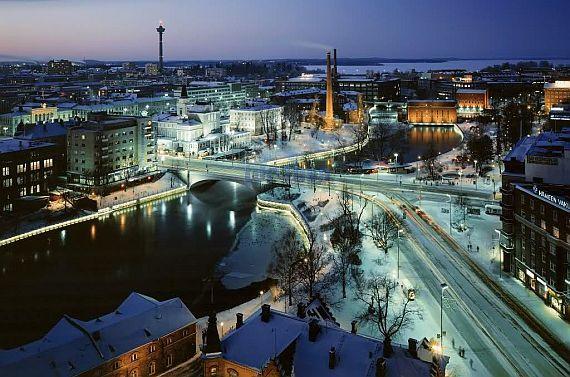 Как путешествовать на машине по Финляндии