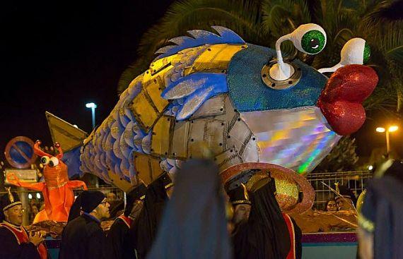 Карнавал в Санта Круз де Тенерифе