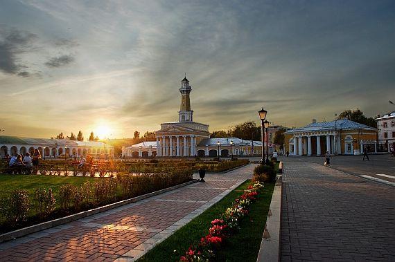 Кострома - душа России