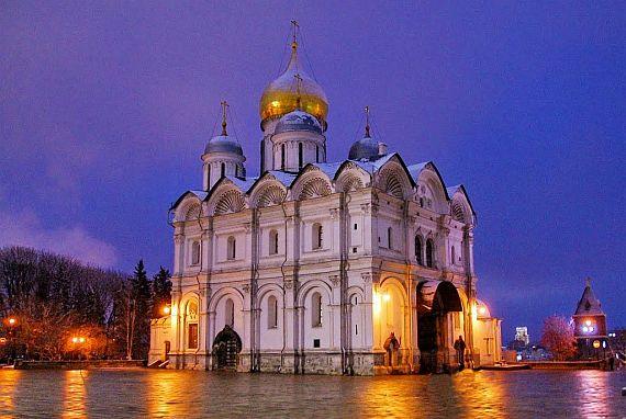 Московский Архангельский собор
