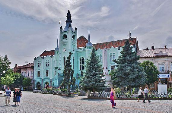 Мукачево ратуша