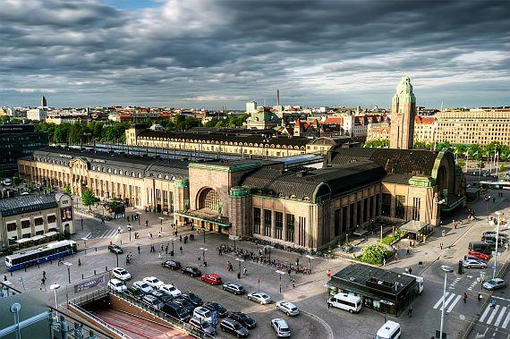 Проезд из Петербурга в Хельсинки