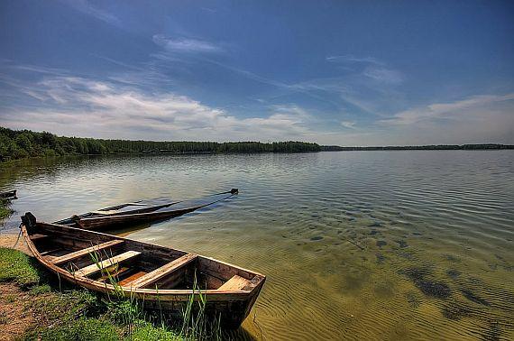 Шацкие озера Украина