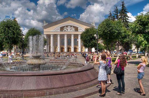 Туристическая Калуга и Калужская область