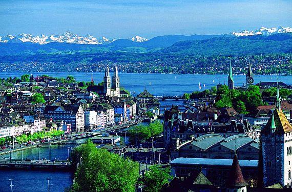 Туристическая Швейцария