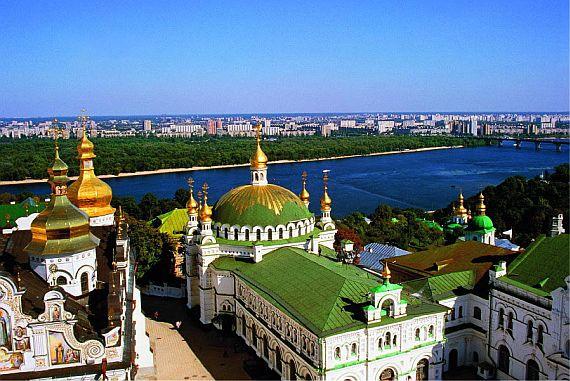 Туристические места Украины