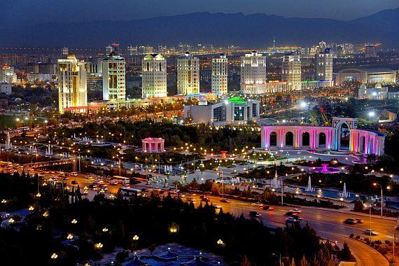 Достопримечательности Туркменистана