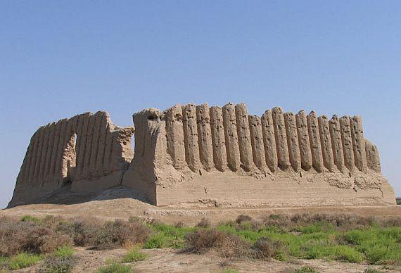 Древний Мерв Туркменистан