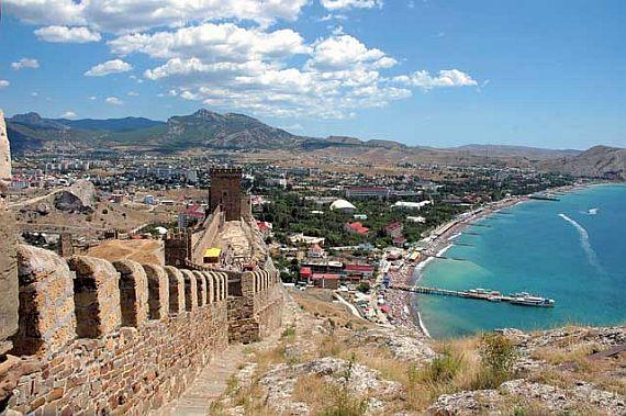 Города курорты Крыма