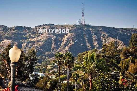 Hollywood в Лос-Анджелесе