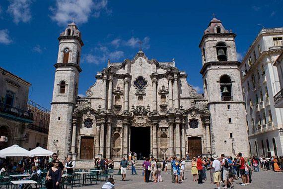 Кафедральная площадь Гаваны