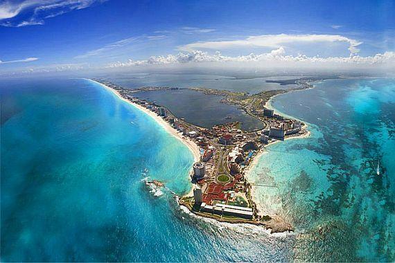 Курорт Канкун Мексика