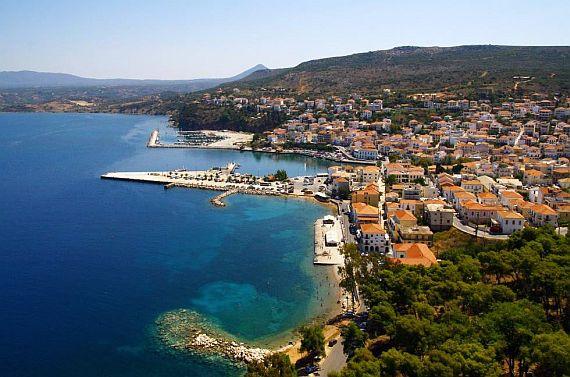 Отдых в удивительной Греции