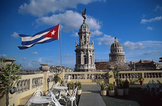 Пешком по Гаване за один день