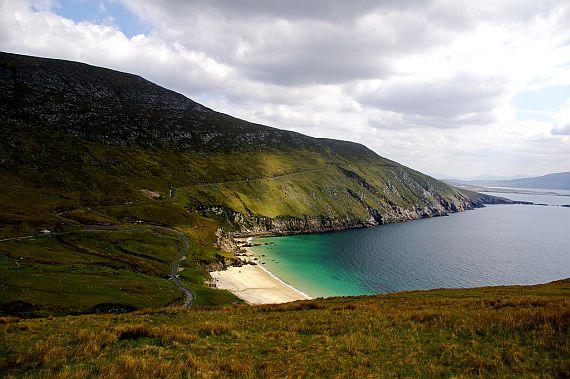 Пляжи Ирландии. Ким