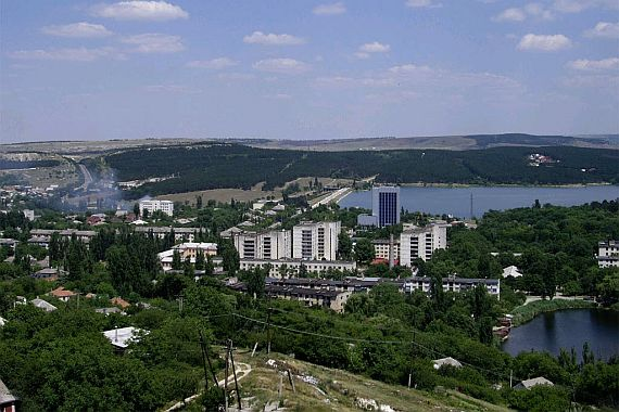 Путешествие в Симферополь