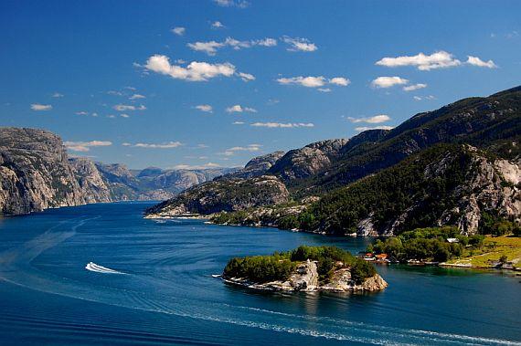 Туры в Норвегию на фьорды