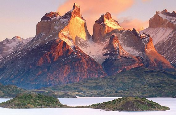 Чили рай для эко-туриста