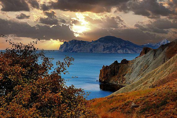 Крым полуостров России