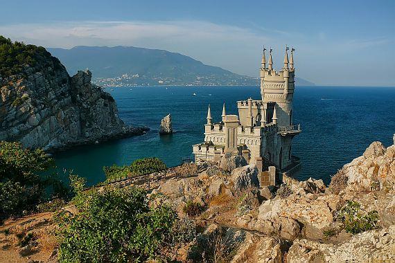 Крымские достопримечательности