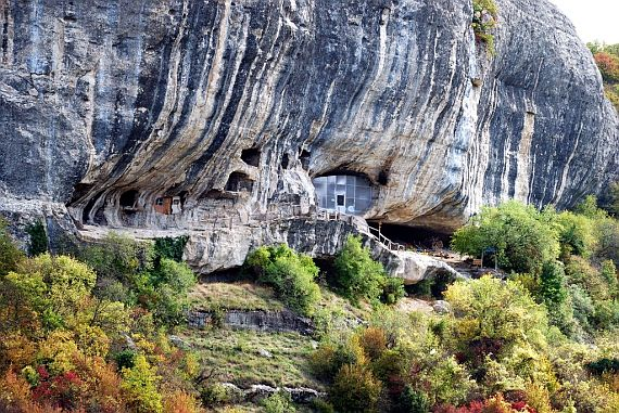 Монастырь Челтер-Кобу