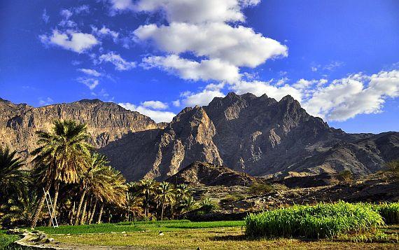 Оман страна