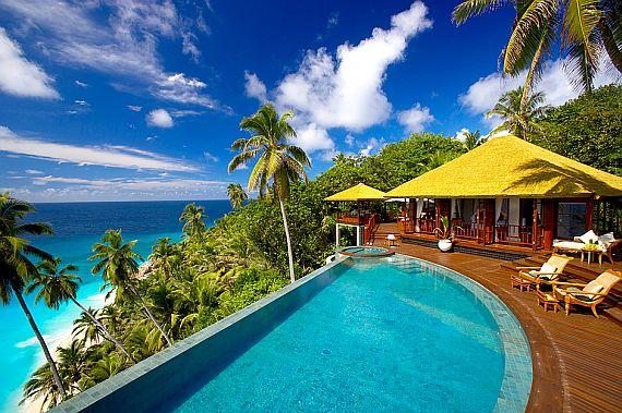 Отдых Сейшельских островах