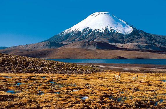 Вулканы Чили