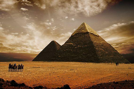 Когда отдыхать в Египте
