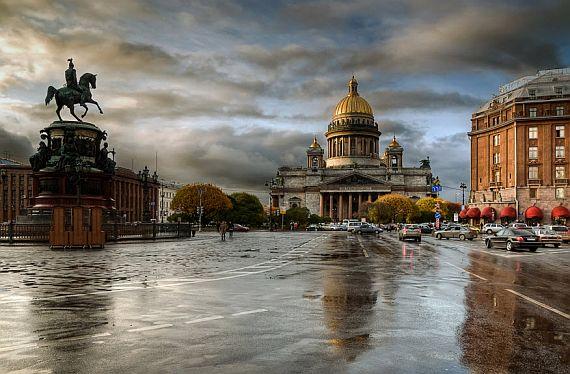 Экскурсии и прогулки по Санкт-Петербургу