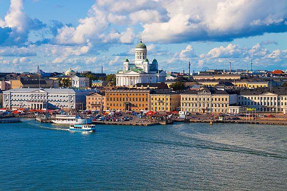 Финляндия: страна великолепия