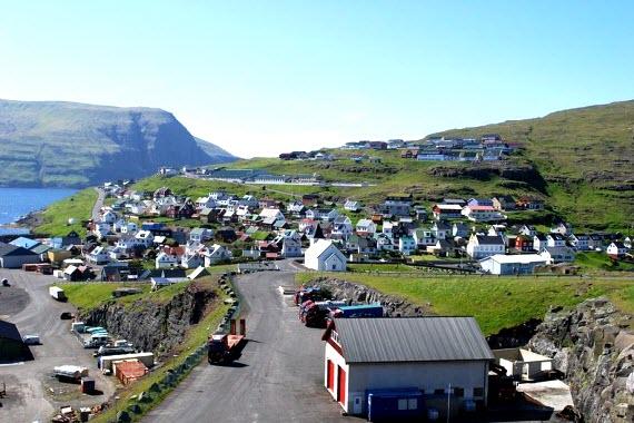 Дания Фарерские острова