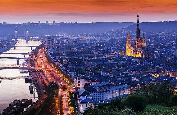 Экскурсионная Франция