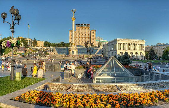 Прогулки по Киеву
