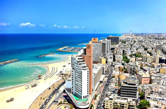 Экскурсия по Тель-Авиву