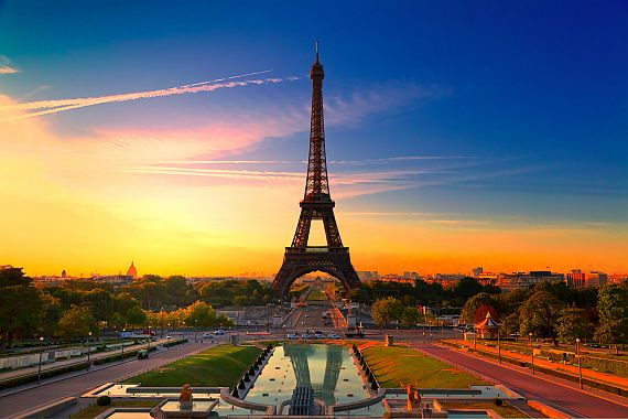 Исследуй Париж