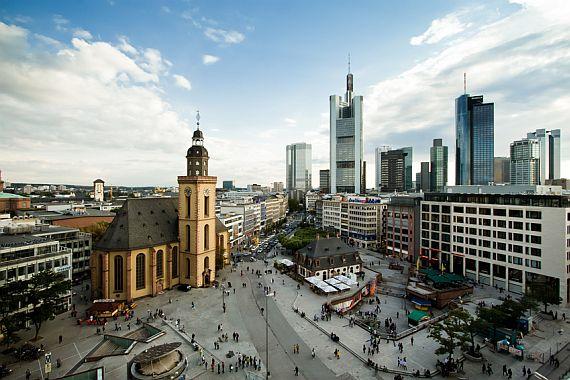 Город Франкфурт на Майне